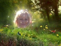 Я пригласила Жизнь свою на чай )( Ольга Конькова Мороз(стихи( текст Ctym1962