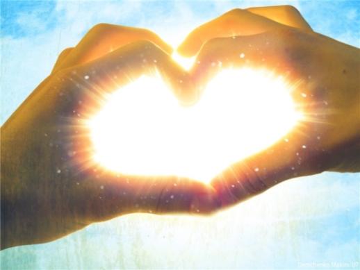 Свет сердца стихи ру