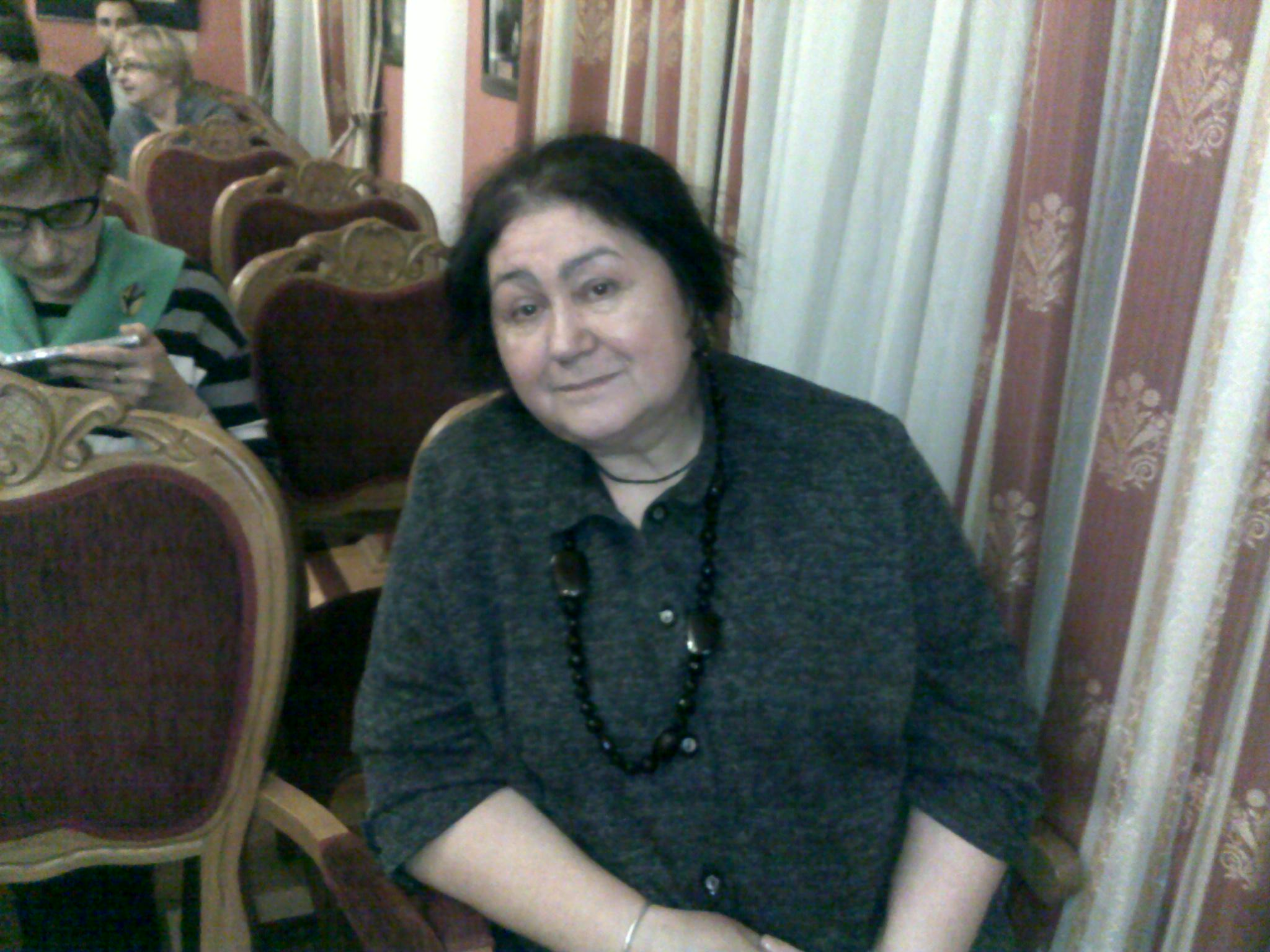 Катерина Крыжановская