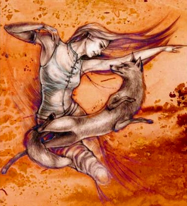 two contradictory images of female fox spirit Intergender is a that has two contradictory opinions on how it should be used as an identity, intergender can be considered to be between male and female, or to be a combination of the two intergender people may also identify as nonbinary, genderqueer and/or transgender however, some.