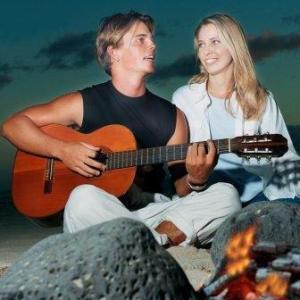Романтические песни под гитару