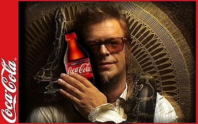 Сон. - раз тебе предлагают рекламировать кока-колу