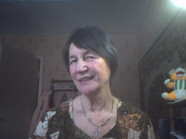 Татьяна Кувшиновская