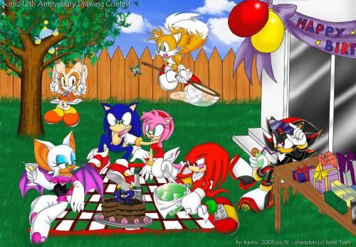 Sonic Paty.
