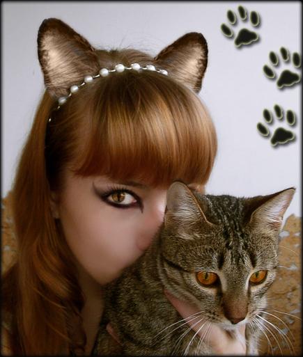 фото кошка дикая