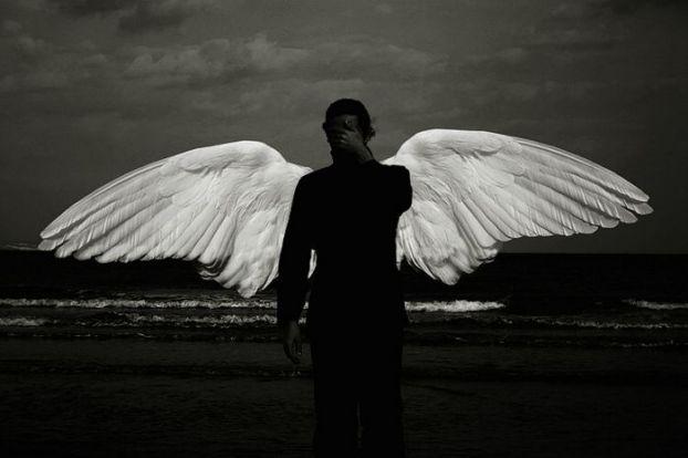фото совсем печальный ангел фото острицами можно, даже