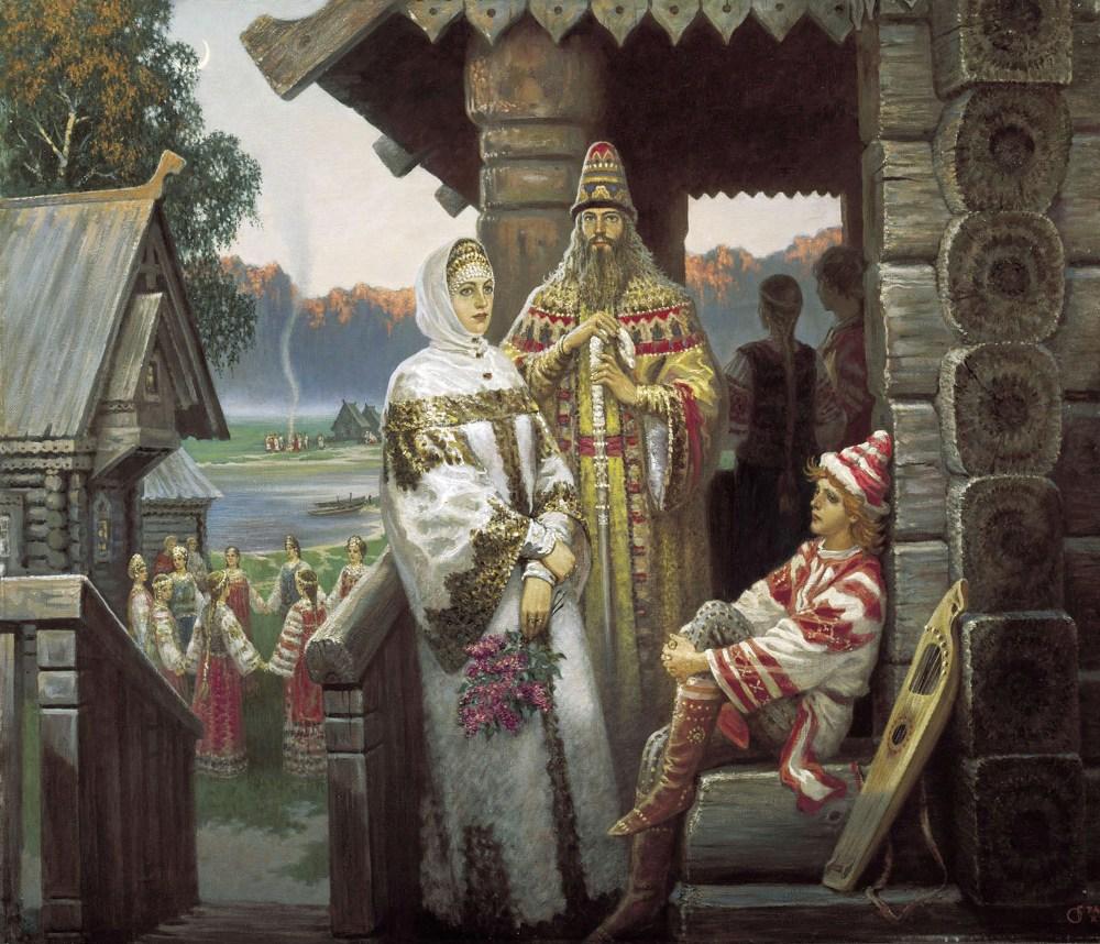 О Руси, России и о русских людях mp512