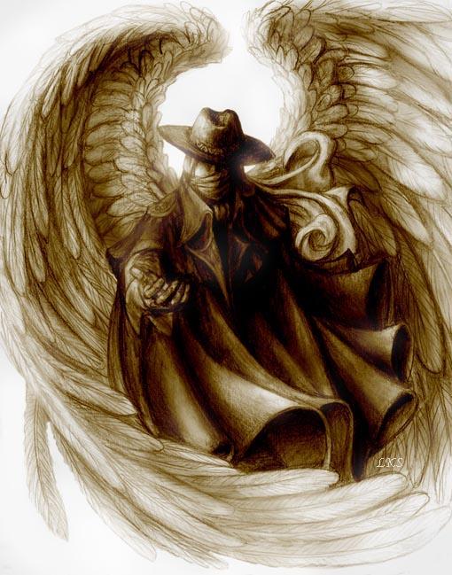 Ангел тьмы