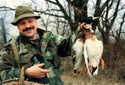 томское общество охотников и рыболовов председатель
