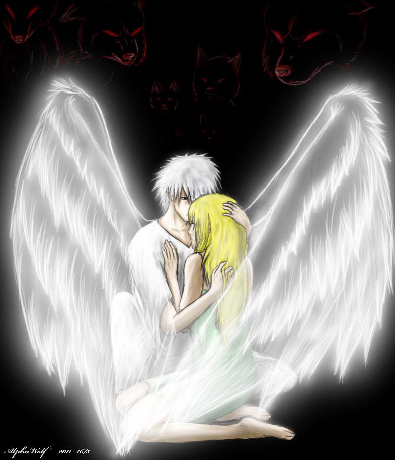 Рождественская открытка с ангелом шаблон ним расположен