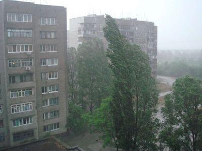 В Ярославле ожидаются ветра и грозы.