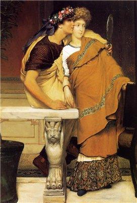 Какой секс больше обожали женщины древнего рима смотреть онлайн фото 114-688