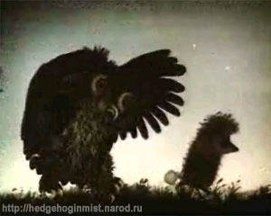 Ёж и колючки. Александр Петров