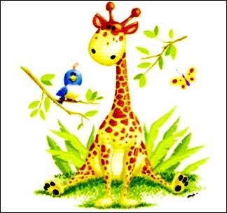 Жираф. Илья Родионов
