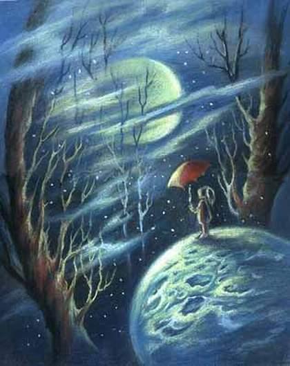 կյանք, իմաստ, աստղային անձրև