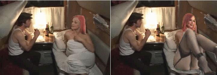 Секс вагоном