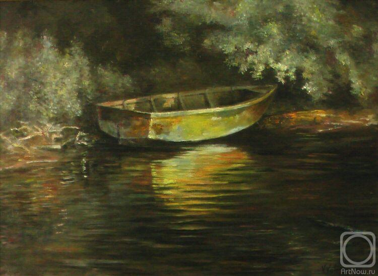 ах ты лодка лодочка-песня