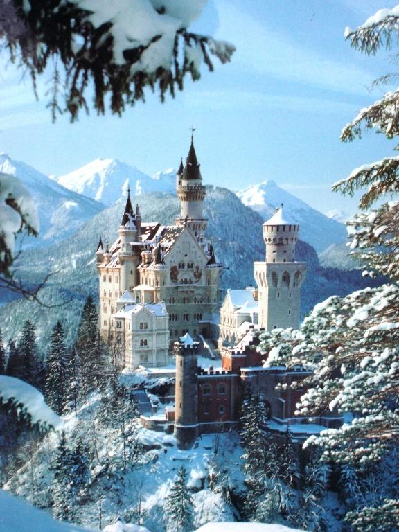 Re: Альпийские горные замки.