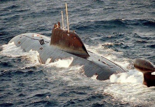 подводные лодки звериной серии