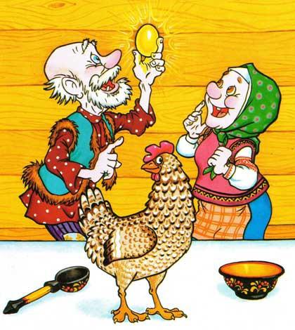появлялись картинки из сказок на новый лад курочка ряба приготовить вафельные клубнички