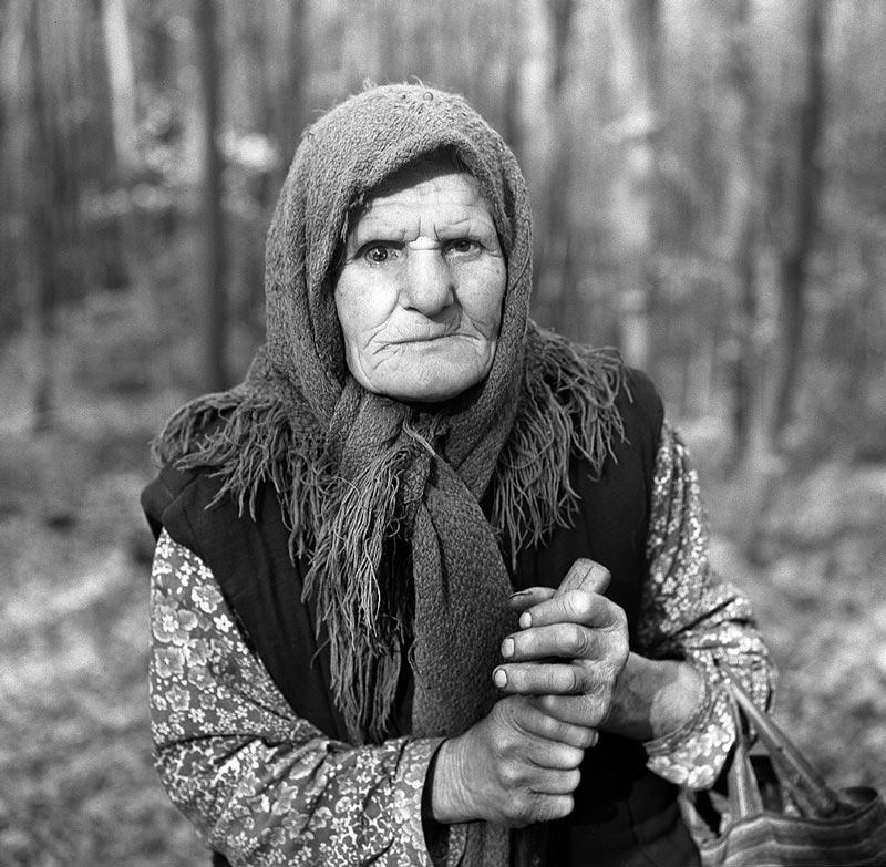 может ведьма баба нюра день второй была красная почти
