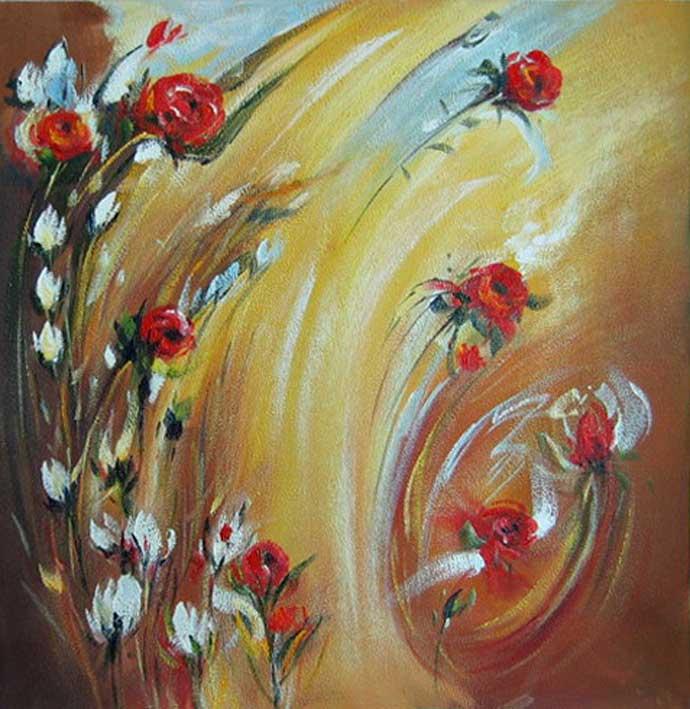 Там лучше, где мы есть!  Что Роза Ветров, что розы в ветре, все едино.  Ветер сам направление выберет.