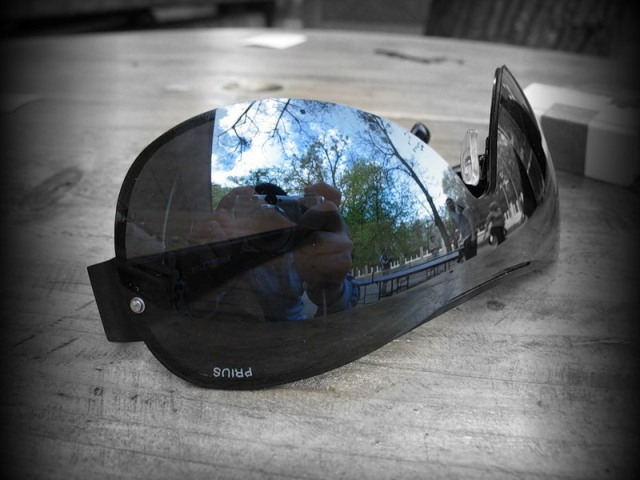 Как отполировать стёкла очков в домашних условиях