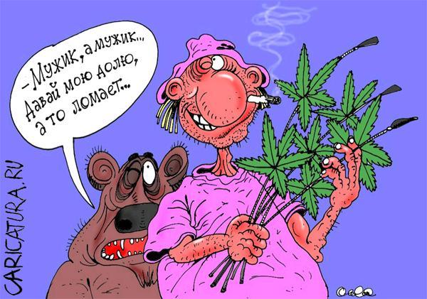 Смешные картинки наркоты