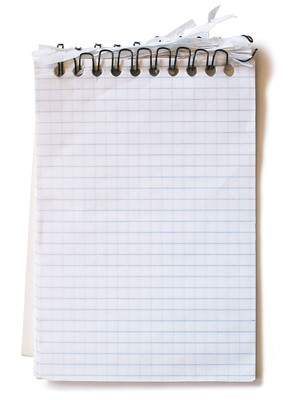 Чистый лист бумаги наша встреча