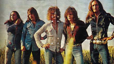Uriah Heep на MyRadio Фото, лучшие песни, биография