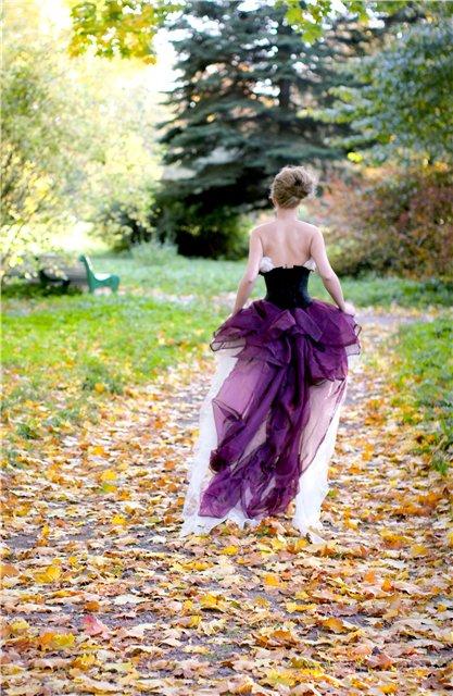 Стихотворение о красивом платье