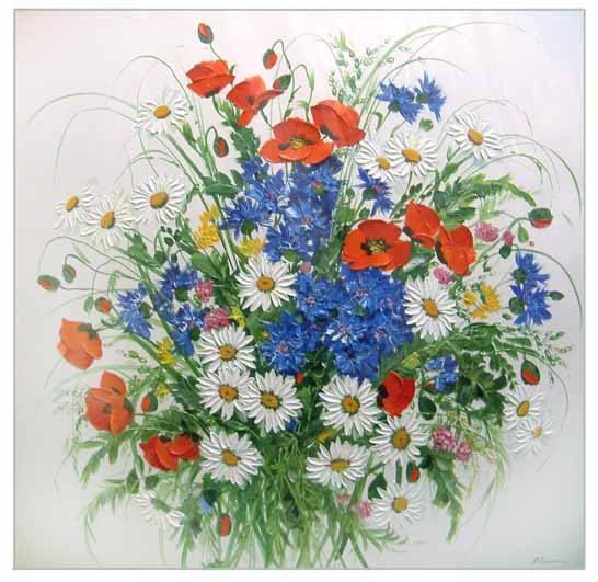 Полевые цветы дочь земли стихи ру