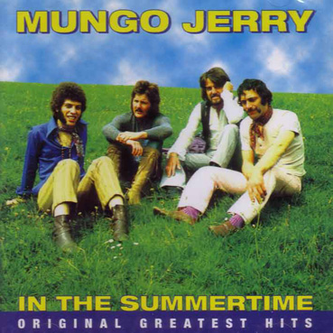 mungo jerry in the summertime