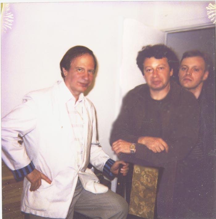 Парщиков о поэзии К. Кедрова