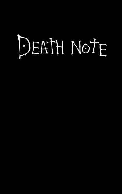 картинки аниме тетрадь смерти: