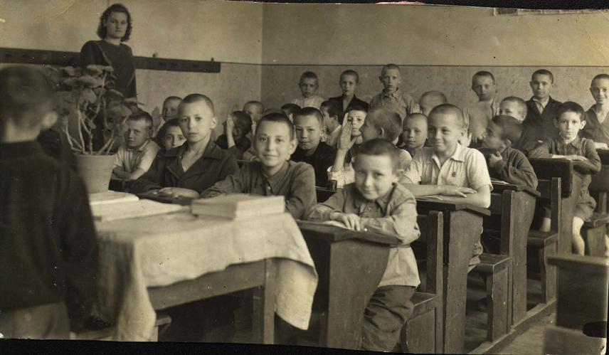 картинка первая учительница