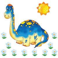 """таблица цветов. схема.  Автор схемы  """"Динозаврик """".  Размеры: 190 x 189 крестов.  0. valerya74. оригинал."""