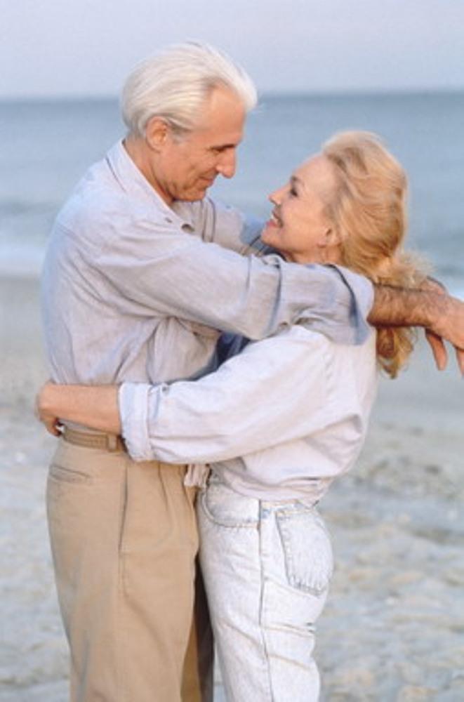 красивые фото пары пожилых людей