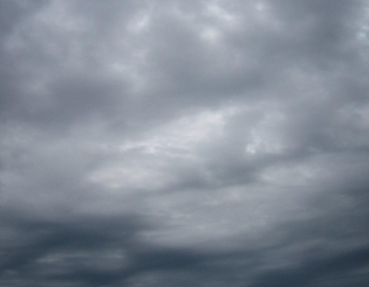 Картинки осень хмурое небо