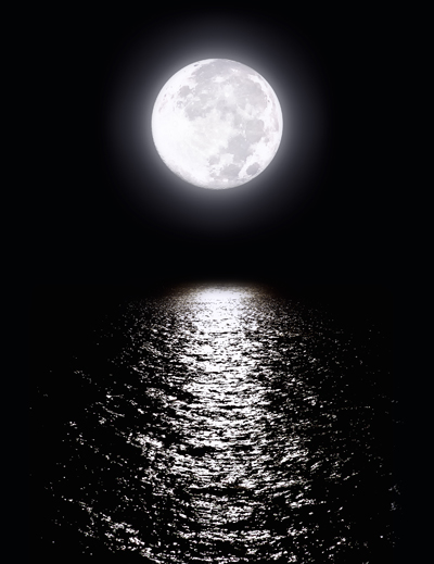 О луна моя луна