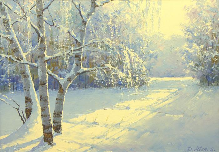 Фото картинки снегопад