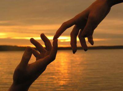 Стихи рука в руке глаза в глаза