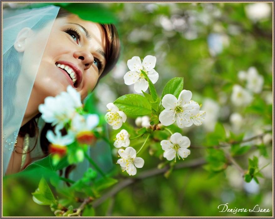 Открытки о любви о весне
