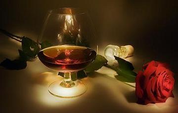 бокал вина фото - фото 7