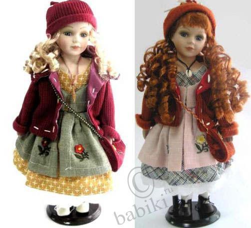 Куклы из фарфора своими руками фото