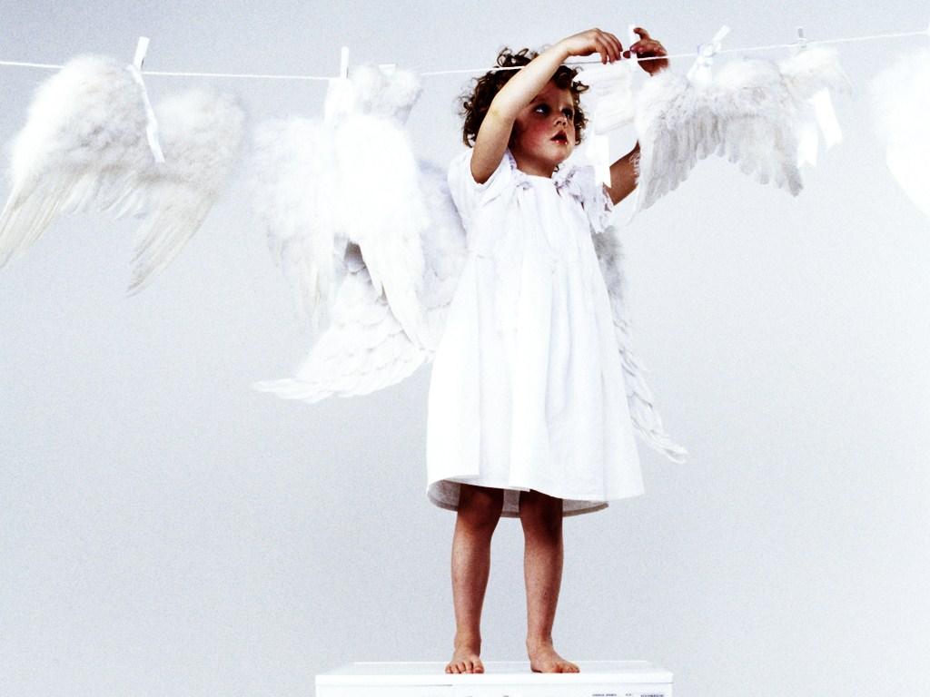 Открытка, смешные картинки ангел
