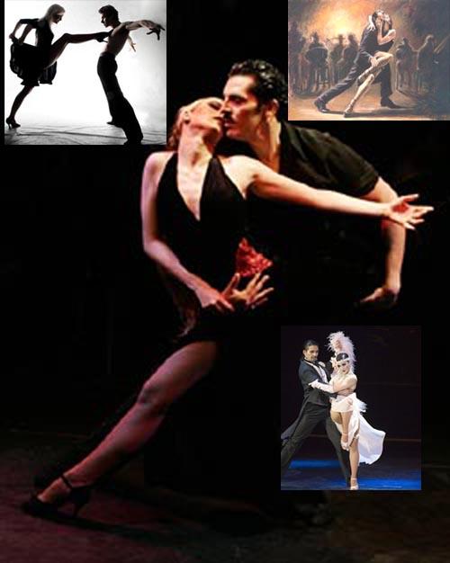 Жизнь - это танец любви.