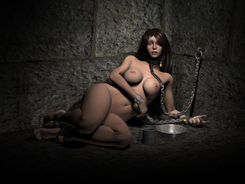 невольницы в кандалах порно видео