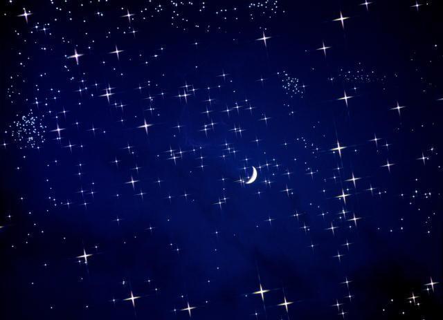Обои звездное небо на рабочий стол