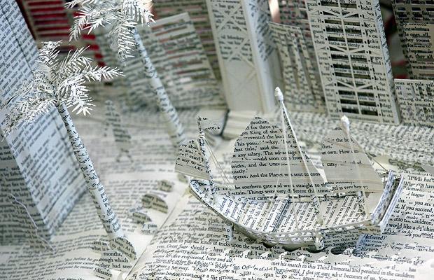 Чудеса бумаги своими руками
